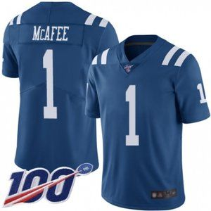 Indianapolis Colts Pat McAfee 100th Season Jersey